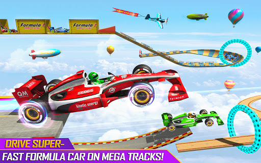 Formula Car Stunt Games: Mega Ramp Car Games 3d 1.6 screenshots 10