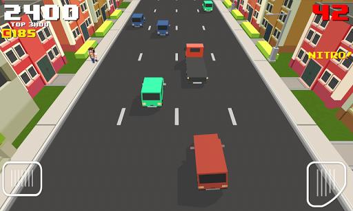 Blocky Road Racer 1.0 screenshots 2