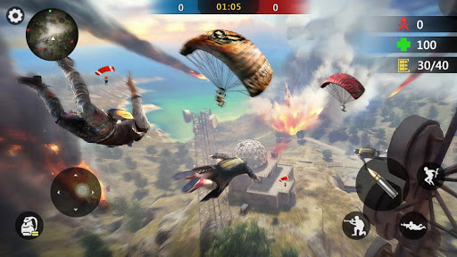 Special Ops 2020: Encounter Shooting Games 3D- FPS android2mod screenshots 2
