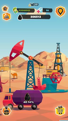 Idle Oil Tycoon: Gas Factory Simulator 4.0.6 screenshots 4