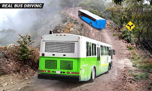 Télécharger Bus Simulator Public Transport Driving Free Game APK MOD (Astuce) screenshots 1