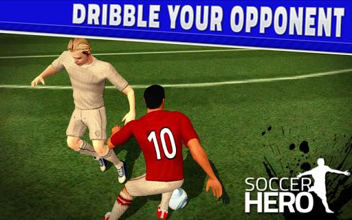 Soccer Hero 2.38 screenshots 1