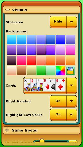FreeCell 1.17 Screenshots 5