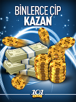 screenshot of 101 Yüzbir Okey Extra