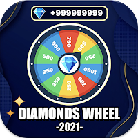 Free Diamonds  Elite Pass Spin Wheel Garena Fire