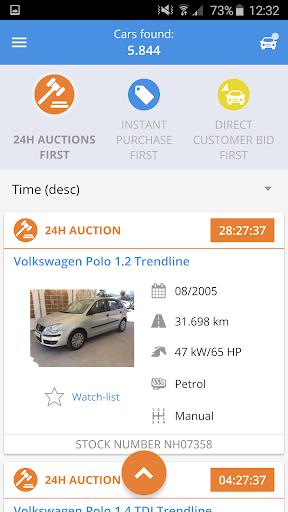 auto1.com screenshot 3