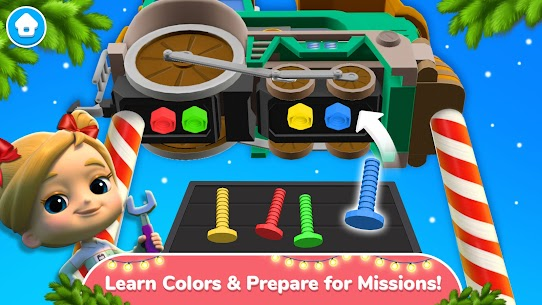 Mighty Express — Play & Learn with Train Friends Mod Apk (Unlocked) 4