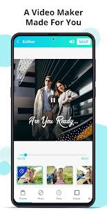 Marketing Video Maker, Promo Video Slideshow Maker screenshots 2