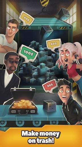 Trash Tycoon: idle clicker & simulator & business  screenshots 4