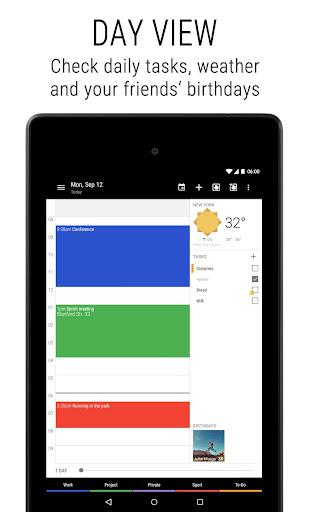 Business Calendar 2 - Agenda, Planner & Widgets 2.41.4 Screenshots 23