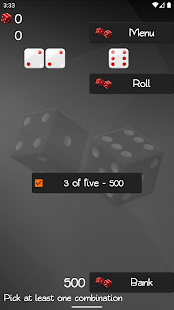 Dice Game 10k Screenshot