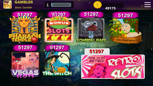 mega casino slots screenshot 2