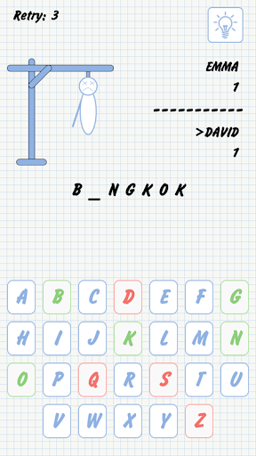 Hangman apkpoly screenshots 3