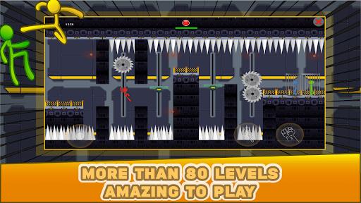 Stickman Héroes: Epic Game screenshot 7