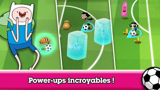 Toon Cup 2020 - Le jeu de foot de Cartoon Network APK MOD (Astuce) screenshots 5