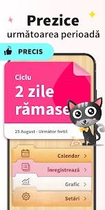 Calendarul Menstruatiei 2