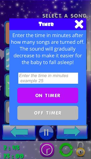Baby sleep sounds: white noise, nature 2.2 Screenshots 3
