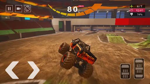 Monster Truck 2020 Steel Titans Driving Simulator screenshot 2