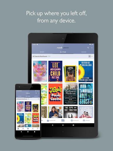 NOOK: Read eBooks & Magazines 5.3.1.14 Screenshots 8