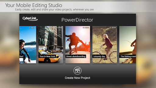 PowerDirector - Bundle Version 6.5.1 Screenshots 2