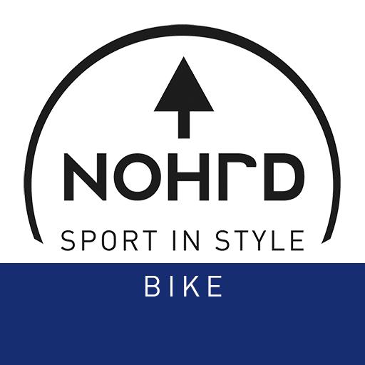 NOHrD Bike App icon