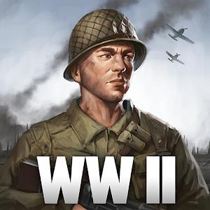 World War 2: Battle Combat FPS Shooting War Games