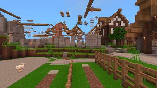 My Craft Building Games Exploration  screenshots 1