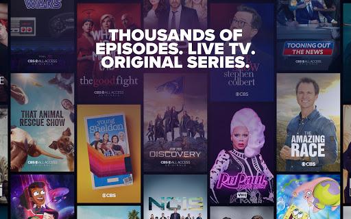 CBS - Full Episodes & Live TV  screenshots 17