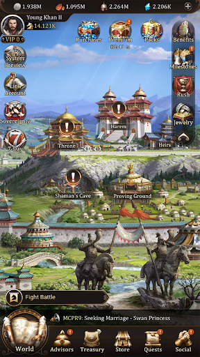 Game of Khans android2mod screenshots 21