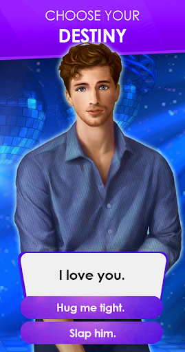 Code Triche Mysterious Lover: Interactive Romance Game (Otome) (Astuce) APK MOD screenshots 6