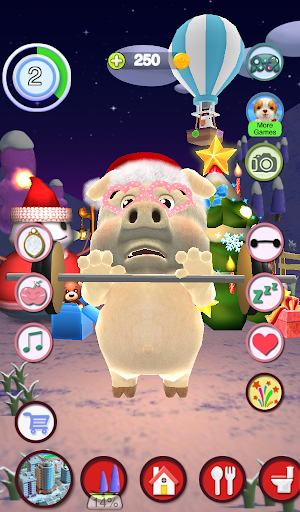 Talking Piggy modavailable screenshots 11