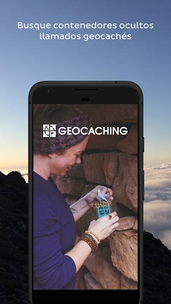 Captura de Pantalla 2 de Geocaching® para android