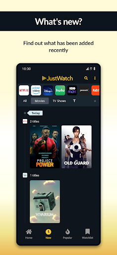 JustWatch - The Streaming Guide for Movies & Shows apktram screenshots 4