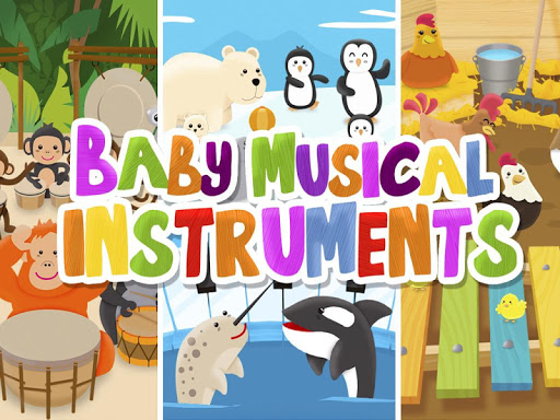 Baby musical instruments apkpoly screenshots 5