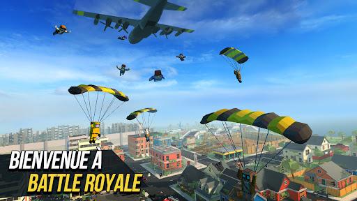 Télécharger Grand Battle Royale: Pixel FPS APK MOD (Astuce) screenshots 1