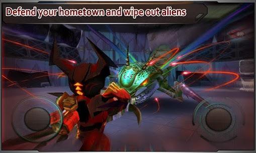 Star Warfare: Alien Invasion HD Mod Apk (God Mode + Unlimited Money) 3