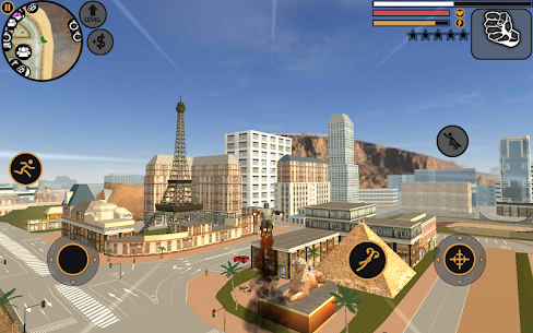 Vegas Crime Simulator Ver. 4.7.2.0.2 MOD APK | UNLIMITED GEMS | UNLIMITED COIN | HIGH EXPERIENCE | NO ADS 1