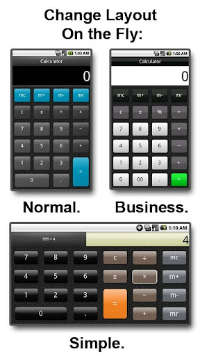 Calculator  screenshots 2
