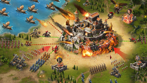 Fire and Glory : Spartacus 1.0.017 screenshots 2