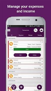 حسابداری شخصی پارمیس – Parmis Accounting 5.7.11 Apk 3
