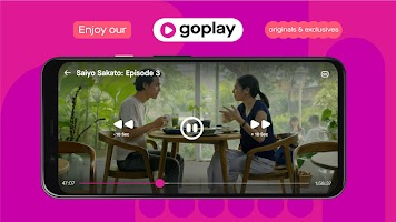 screenshot of GoPlay