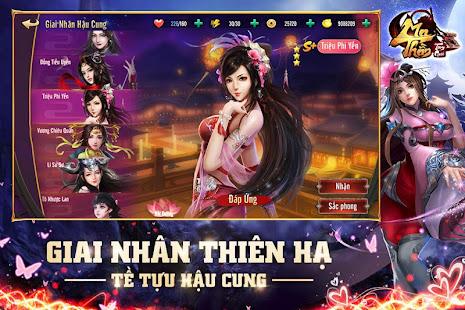 Hack Game Ma Thần Tam Quốc apk free