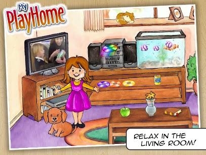 لعبة ماي بلاي هوم My PlayHome Play مهكرة Mod 5