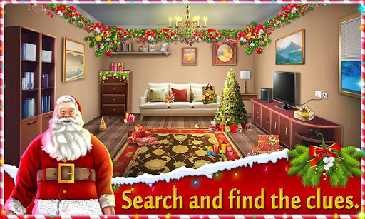 Room Escape Game - Christmas Holidays 2020 apkpoly screenshots 21