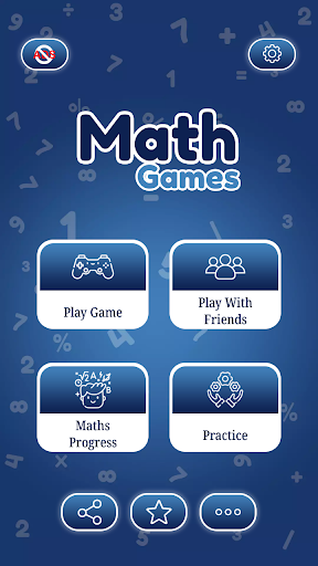 Math Games, Learn Plus, Minus, Multiply & Division  screenshots 4
