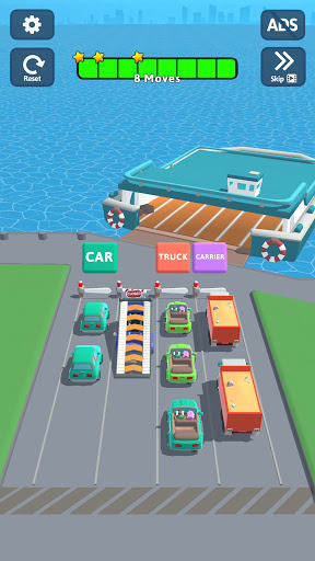 Car Stack - A Queue Puzzle 1.05.08 screenshots 1