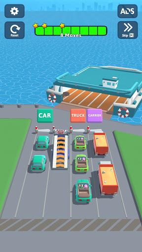 Car Stack - A Queue Puzzle screenshots 1