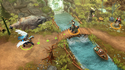 Strategy of Discorduff0dTurn Based RPG games offline  screenshots 11