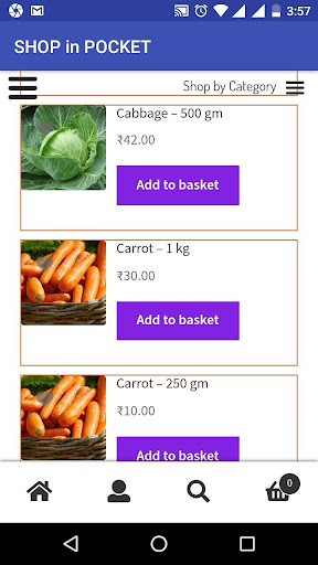 Shop in Pocket - Online Shopping App for Ambajogai 1.1.1 Screenshots 1