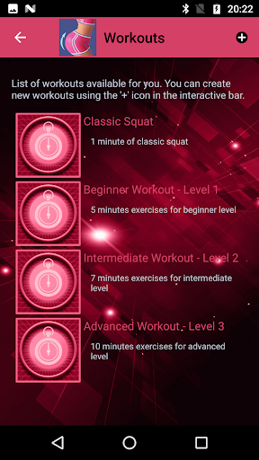 Legs and buttocks workout for women modavailable screenshots 3